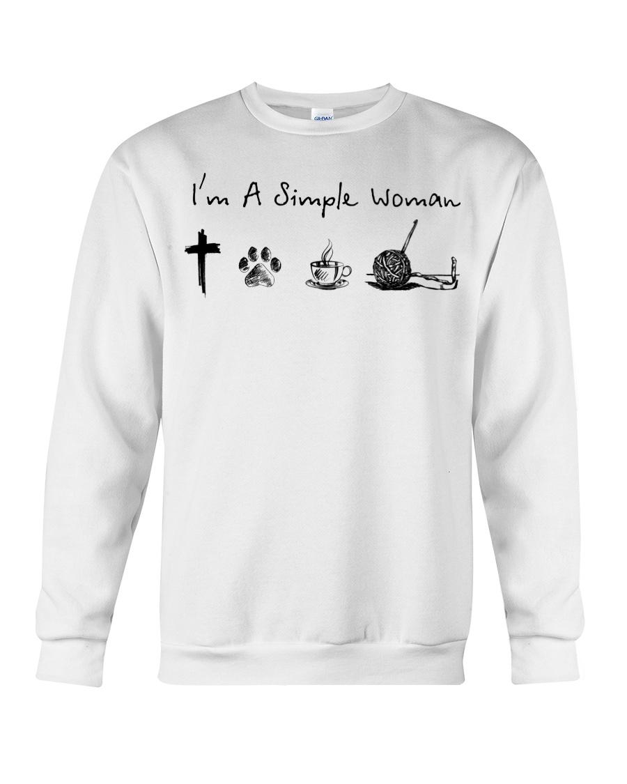 I'm A Smiple Woman Shirt 10