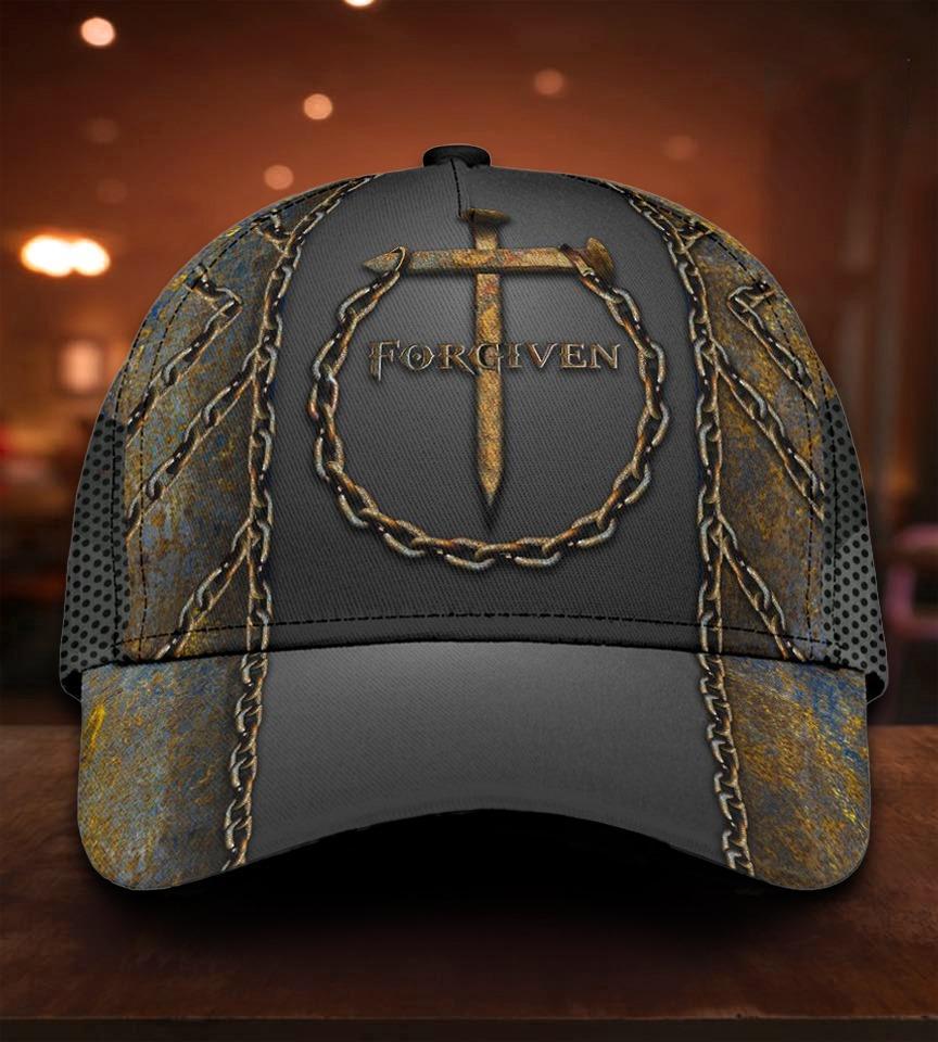 Jesus forgiven classic cap 11