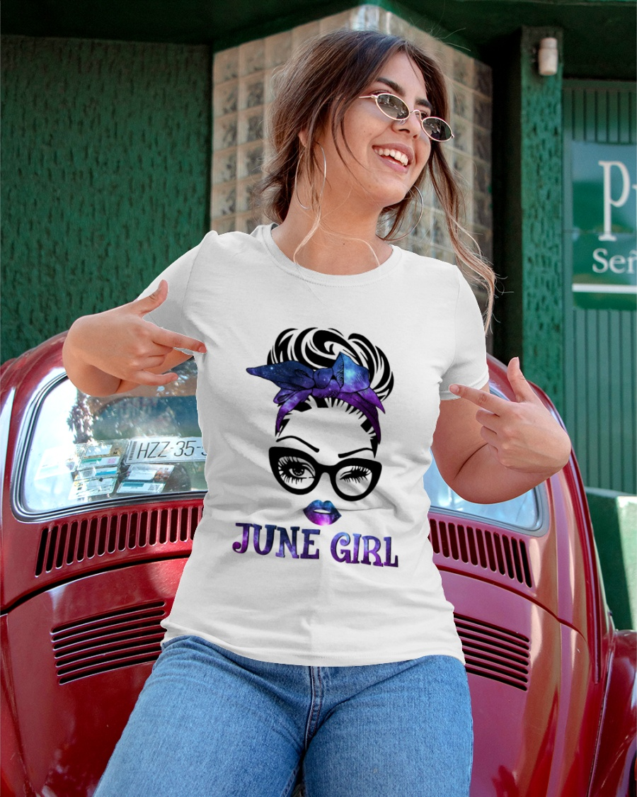 June Girl Shirt 13