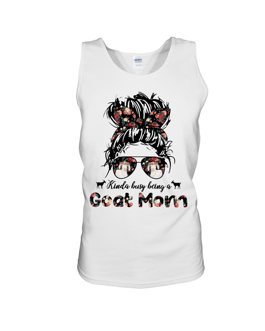 Kinda Busy Being A Goat Mom Shirt 10