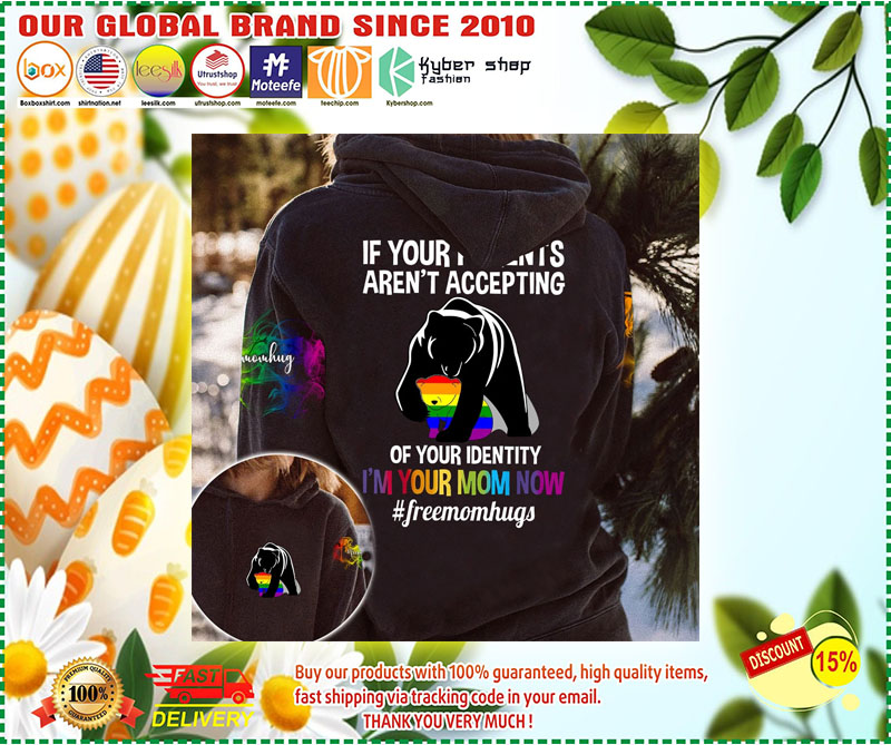 LGBT if you parents aren't accepting of your identity 3D hoodie 9