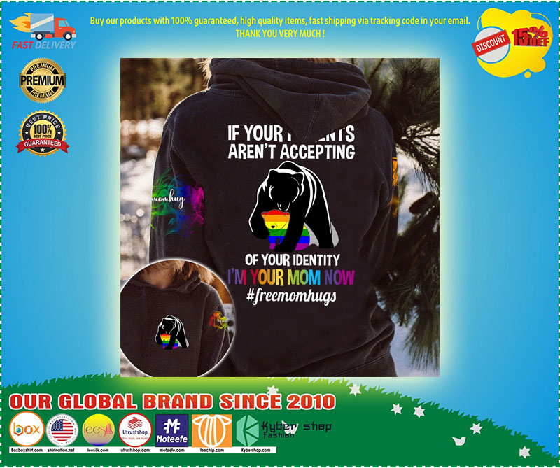 LGBT if you parents aren't accepting of your identity 3D hoodie 11