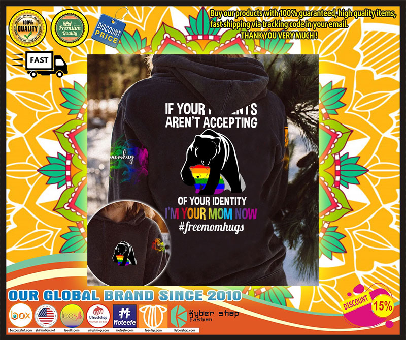 LGBT if you parents aren't accepting of your identity 3D hoodie 10