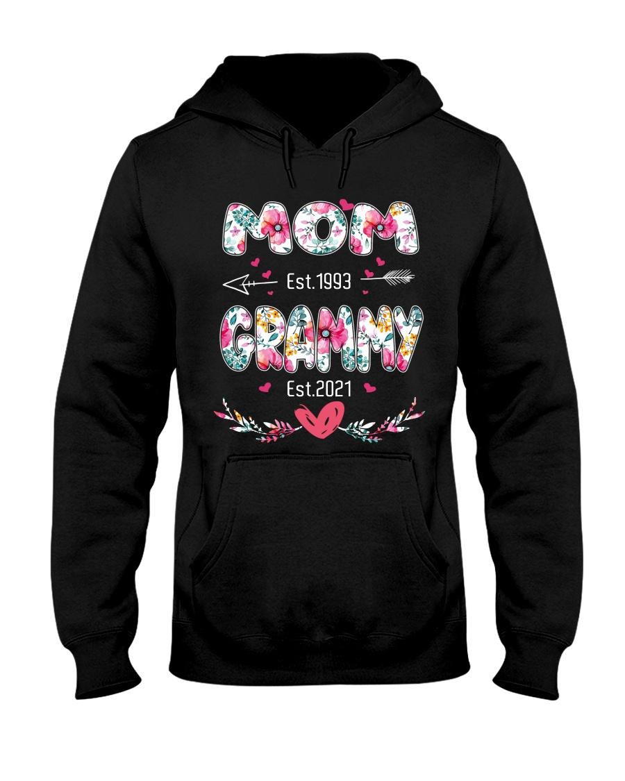 Mom Est.1993 Grammy Est.2021 Shirt 12