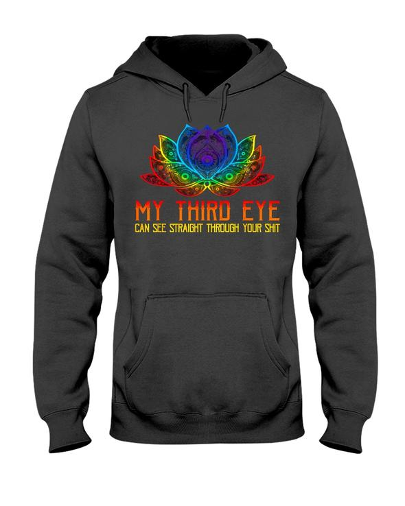 My Third Eye Can See Straight Throught Your Shirt 5
