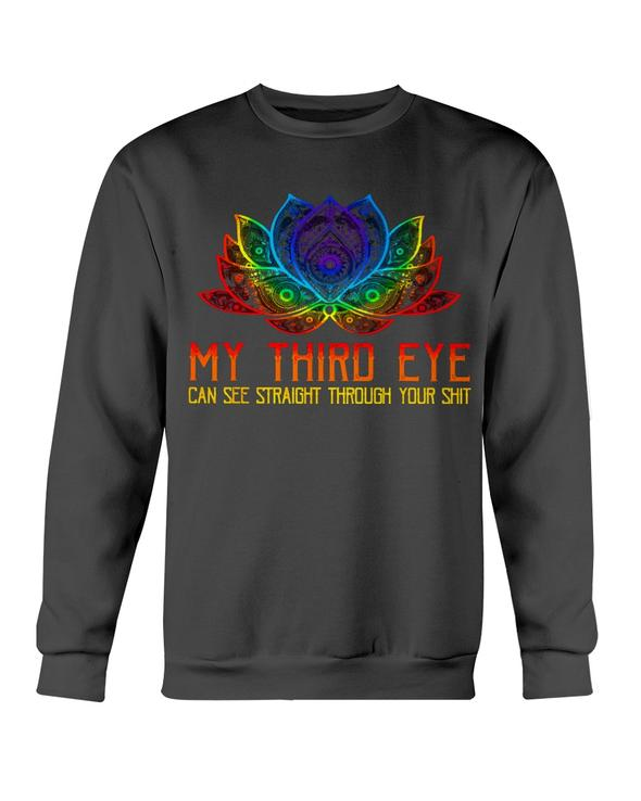 My Third Eye Can See Straight Throught Your Shirt 6