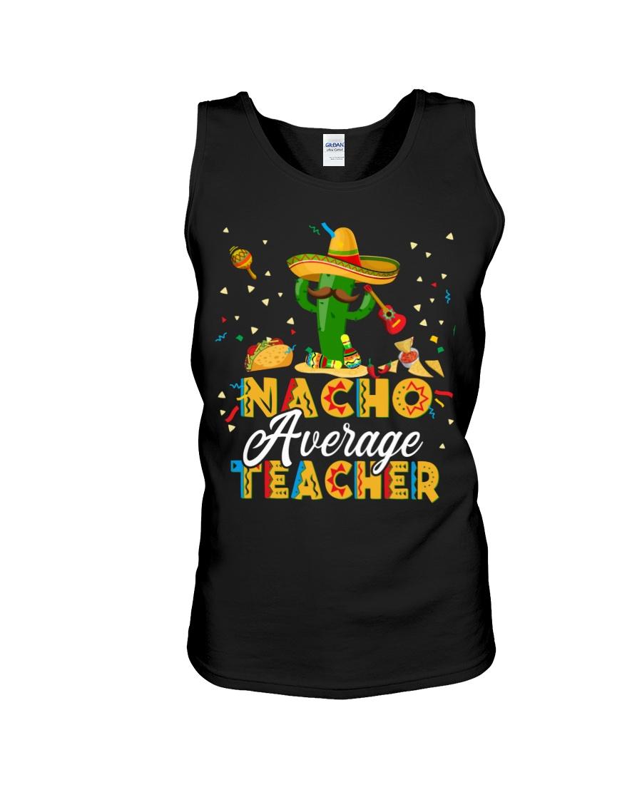 Nacho Average Teacher Shirt 11