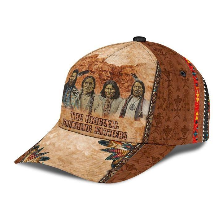 Native The original founding fathers classic cap 10