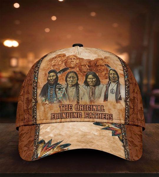 Native The original founding fathers classic cap