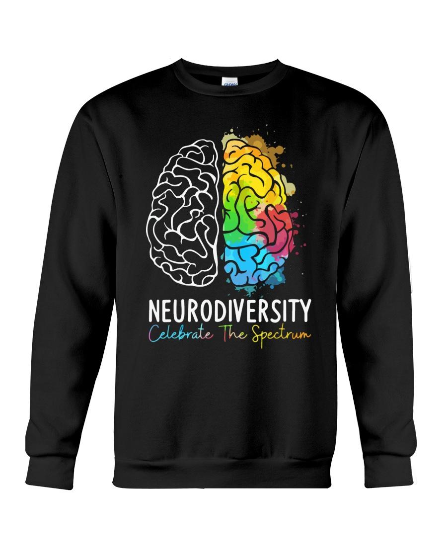 Neurodiversity Celebrate The Spectrum Shirt 12