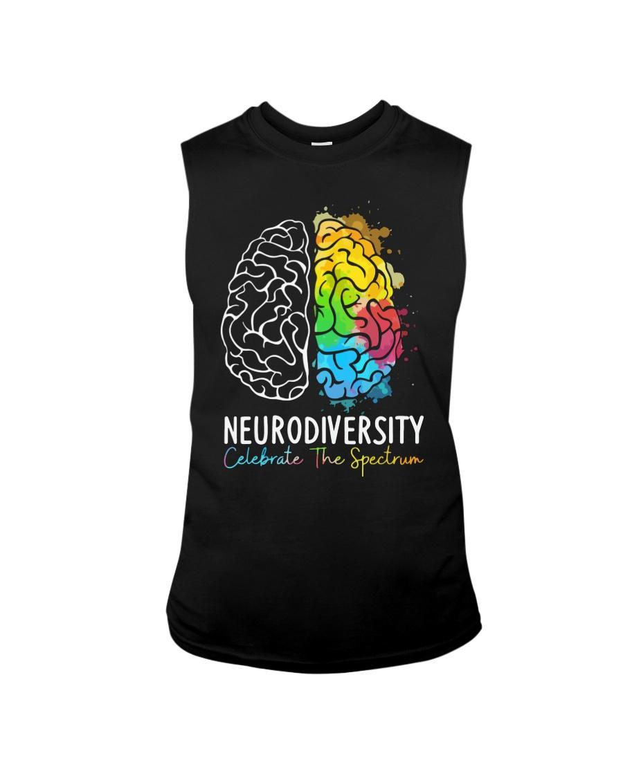 Neurodiversity Celebrate The Spectrum Shirt 11