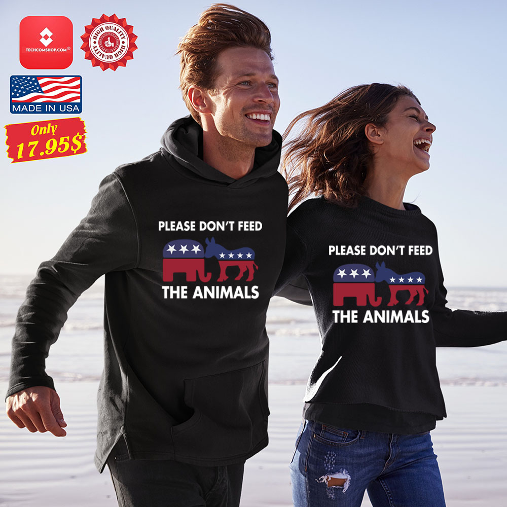 Please Dont feed the animals Shirt 13