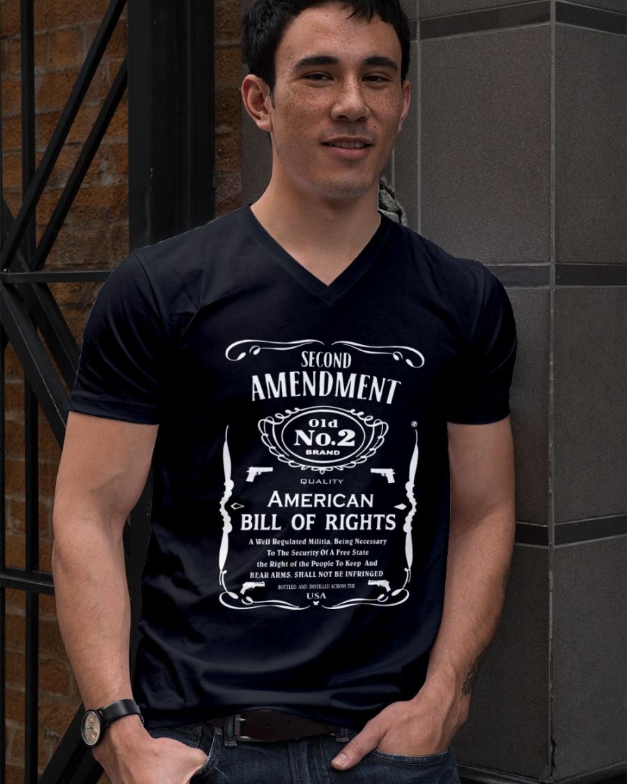 Second Amendment 01d No.2 Brand Shirt 10