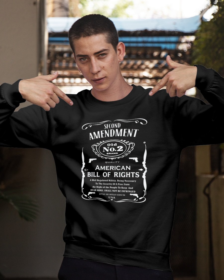 Second Amendment 01d No.2 Brand Shirt 11