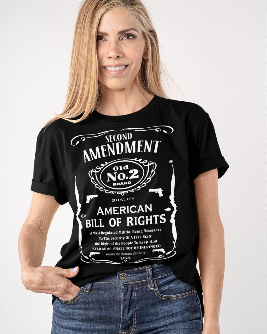 Second Amendment 01d No.2 Brand Shirt 12