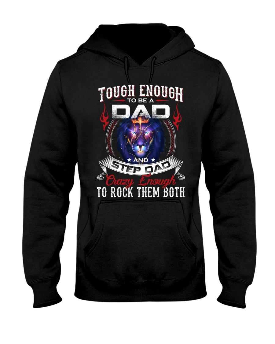 Tough Enough to Be A Dad Shirt 12