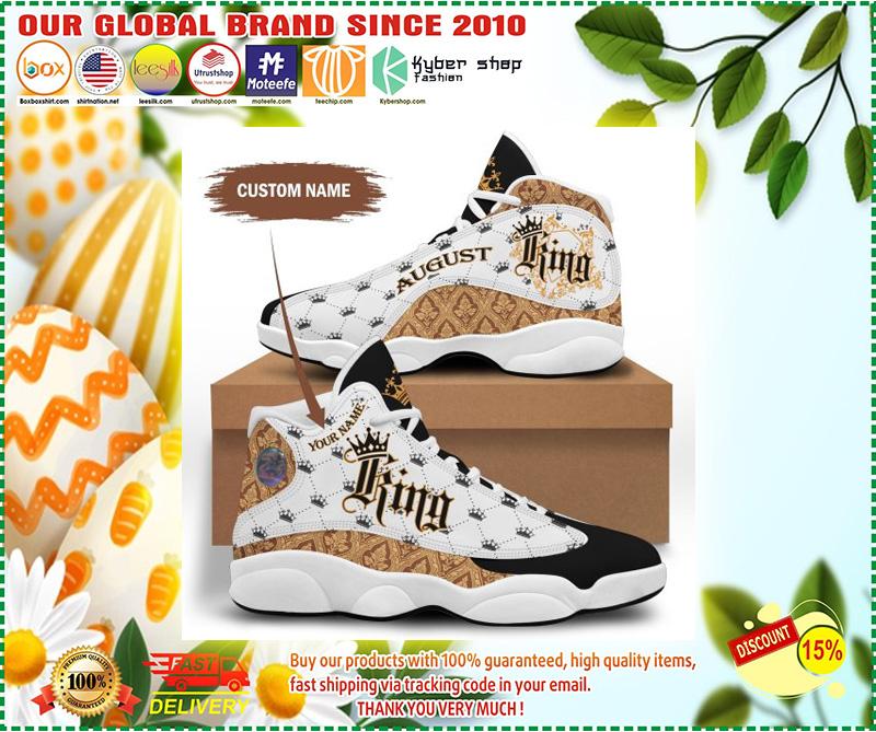 August king jordan sneaker 11