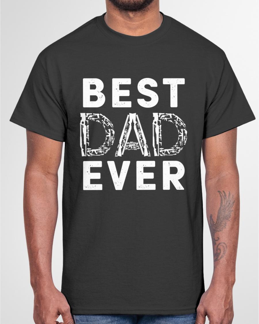 Best Dad Ever Shirt 13
