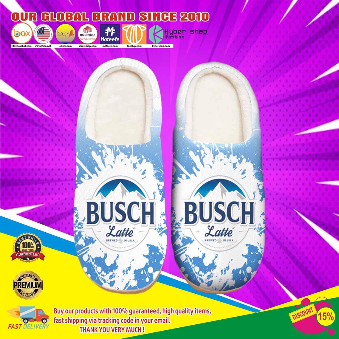 Break All Limits Busch Latte Shoes Slippers 5