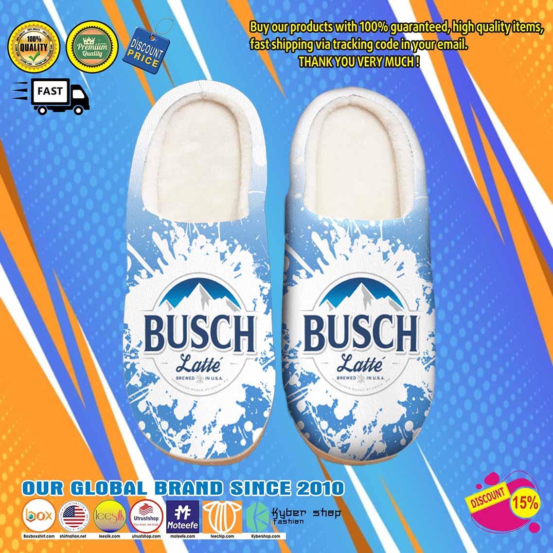 Break All Limits Busch Latte Shoes Slippers 6