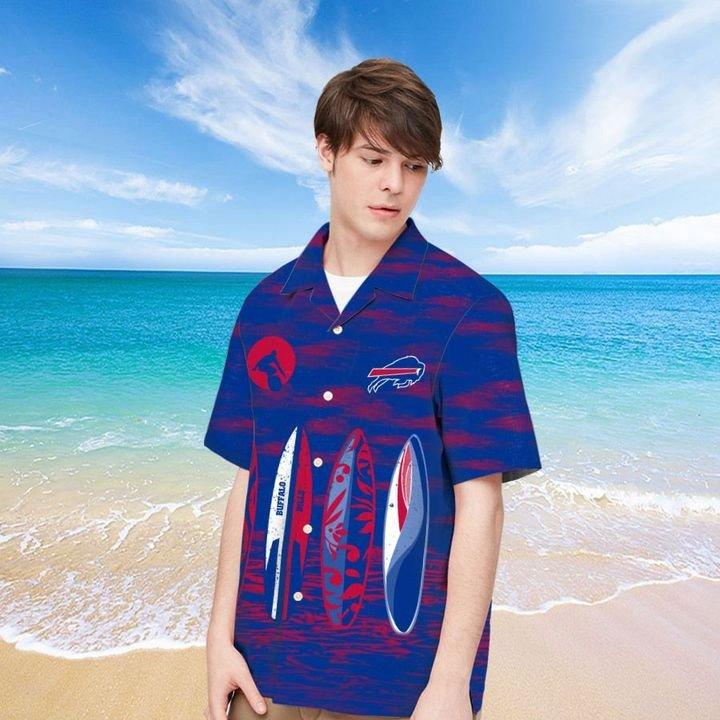 Buffalo Bills Hawaiian shirt And Beach SHORT 13