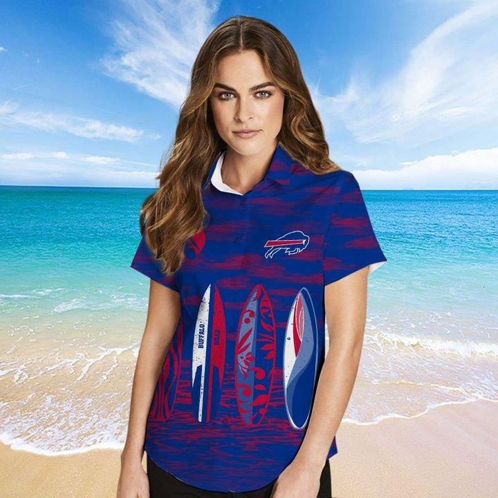 Buffalo Bills Hawaiian shirt And Beach SHORT 14