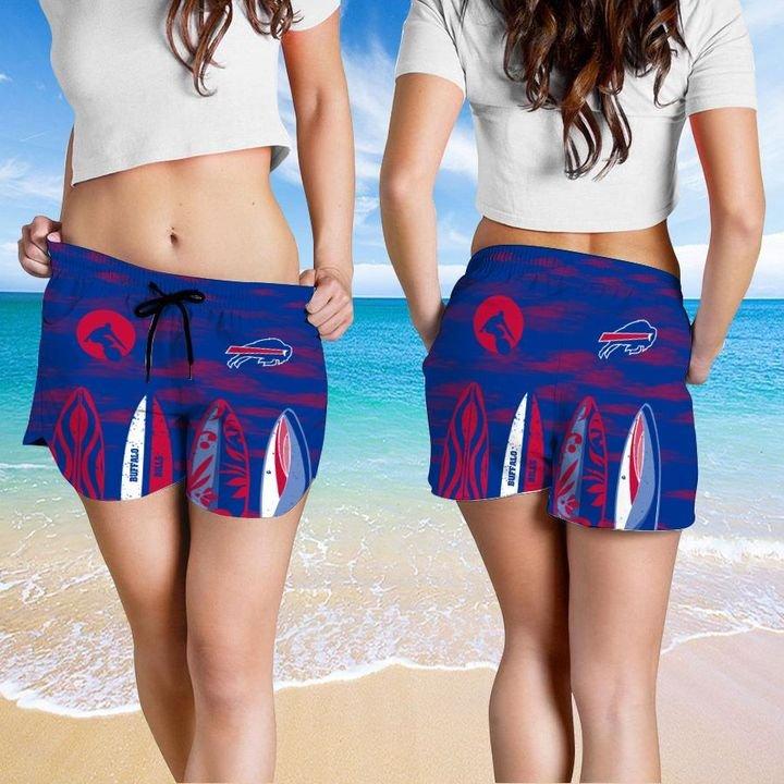 Buffalo Bills Hawaiian shirt And Beach SHORT 12