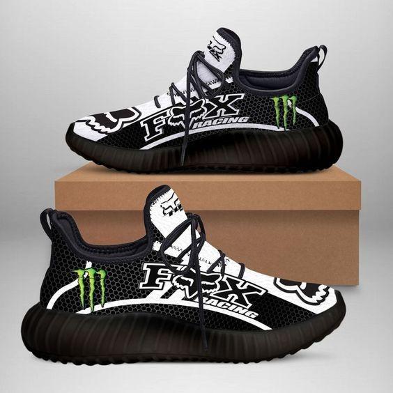 Fox racing monster energy yeezy sneaker