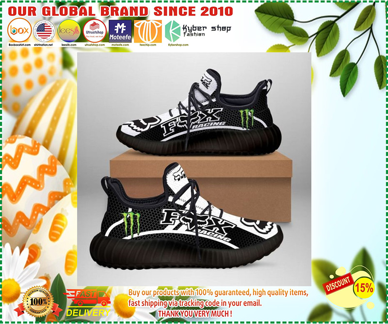 Fox racing monster energy yeezy sneaker 11