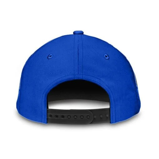 Kewi Damn right I am a Kentucky fan now and forever custom cap 2