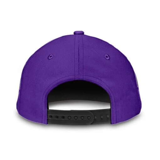 LSTI Damn right I am a LSU Tigers fan now and forever custom cap 2