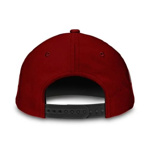 OKSO Damn right I am a Sooners Fan now and forever custom name cap 1
