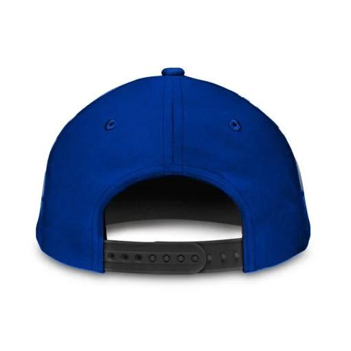 PLGA Damn right I am a Florida fan now and forever custom cap 2