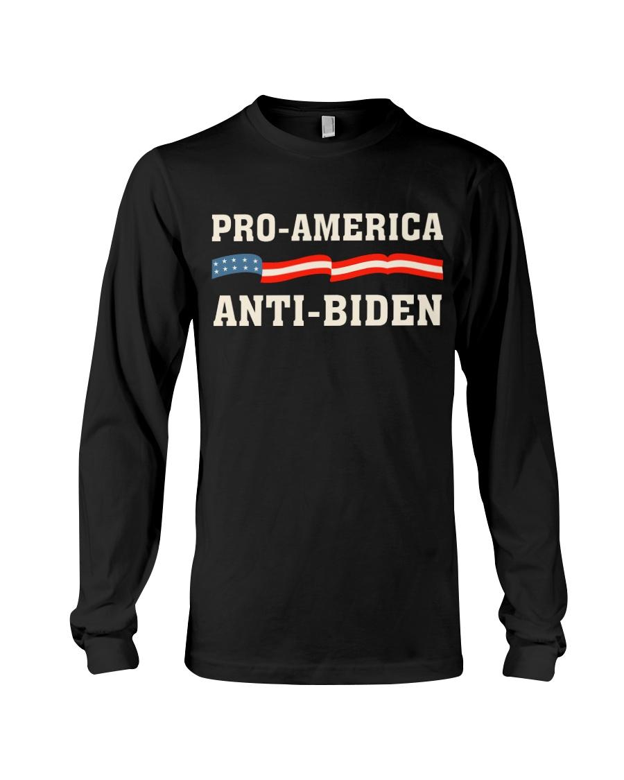 Pro- America Anti -Biden Shirt 12