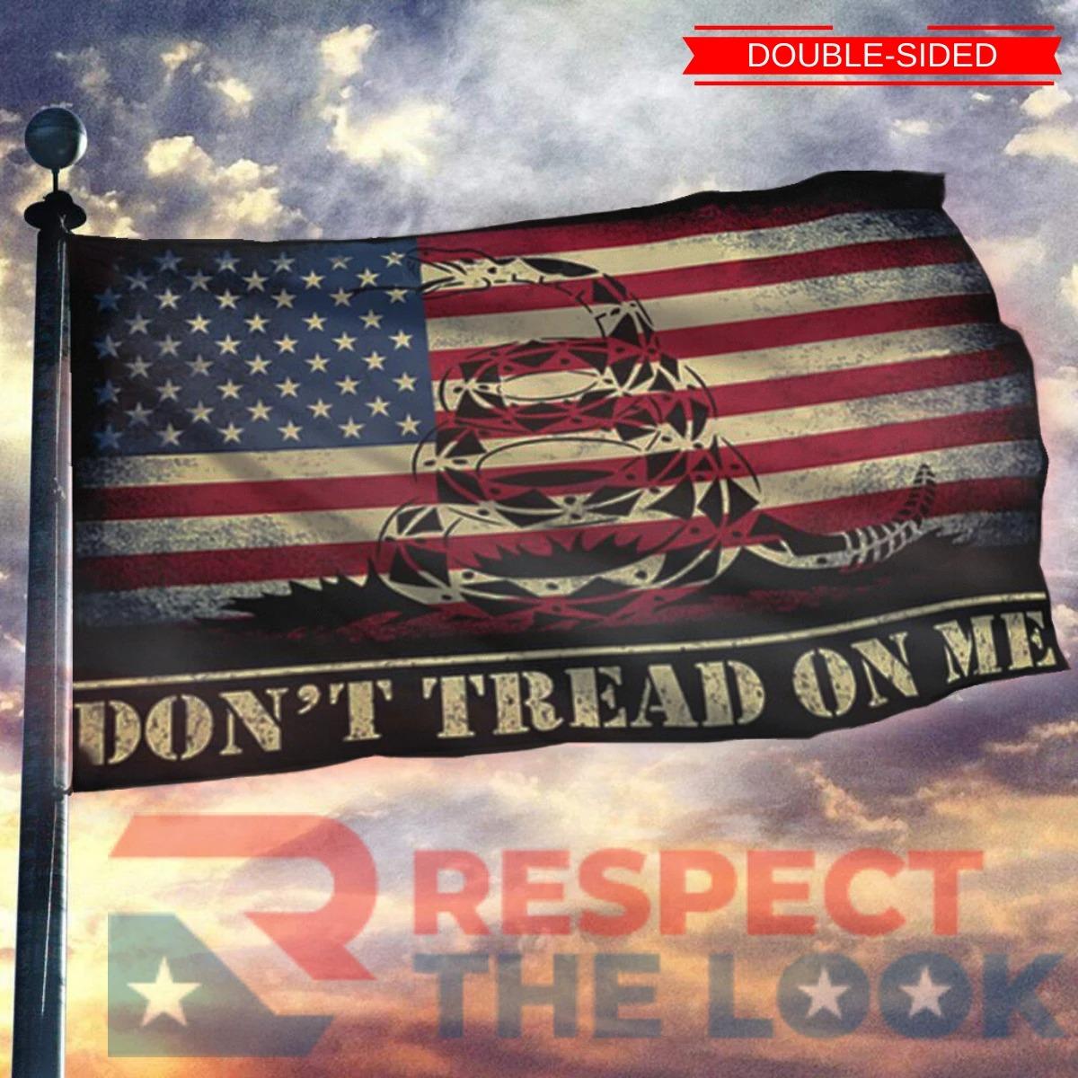 Snake Don't tread on me flag 9