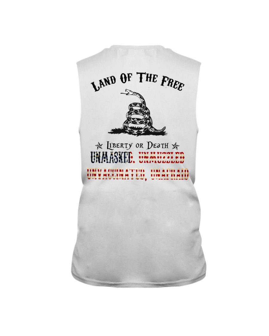 Snake Land Of THe Free Liberty Of Death Unmasked Shirt 13