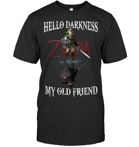 Zelda Darkness My Old Friend Shirt 3