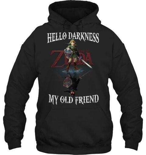 Zelda Darkness My Old Friend Shirt 4