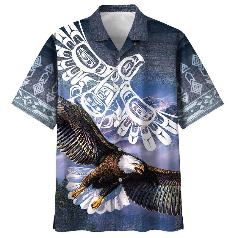All Over Print Indigenous Hawaiian Shirt