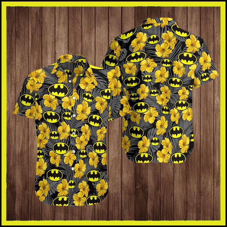 Batman superhero hawaiian shirt7