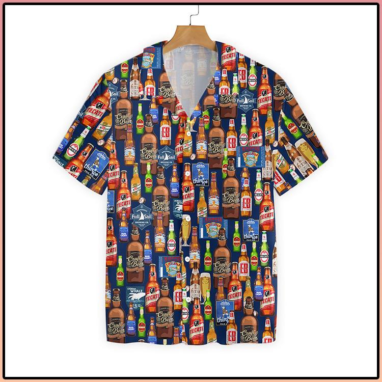 Beer Hawaiian Shirt3