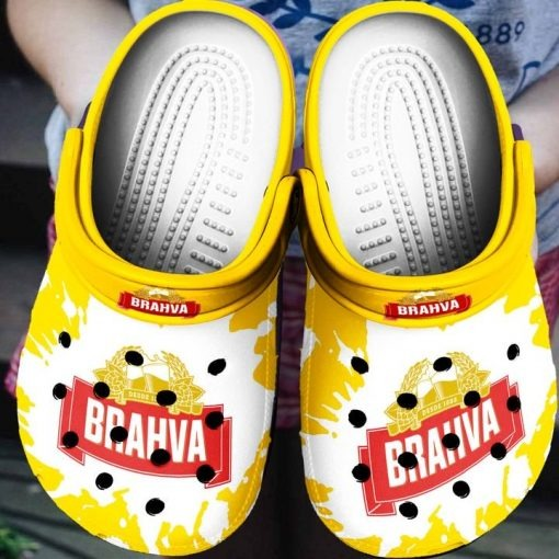 Brahma Beer Crocs Clog Shoes 1