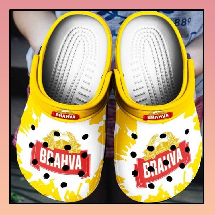Brahma Beer Crocs Clog Shoes 3