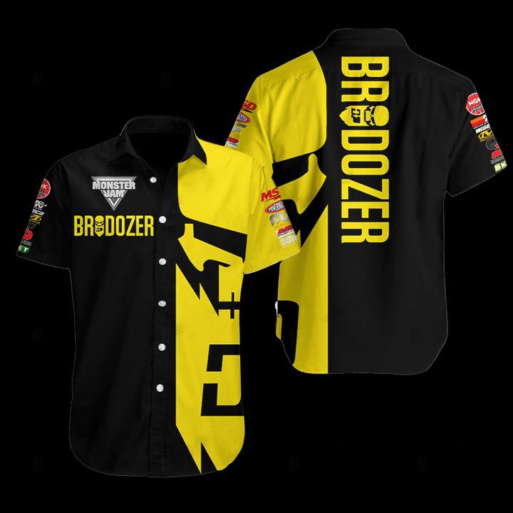 Brodozer Hawaiian Shirt 1