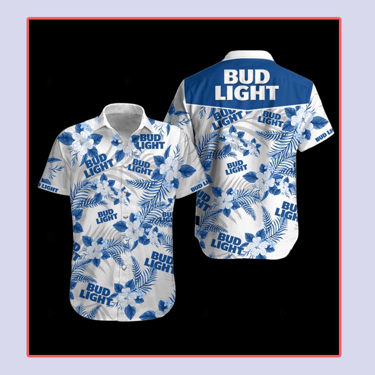 Bud Light Hawaiian Shirt1 1