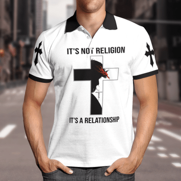 Cross Its Not Religion Its A Relationship
