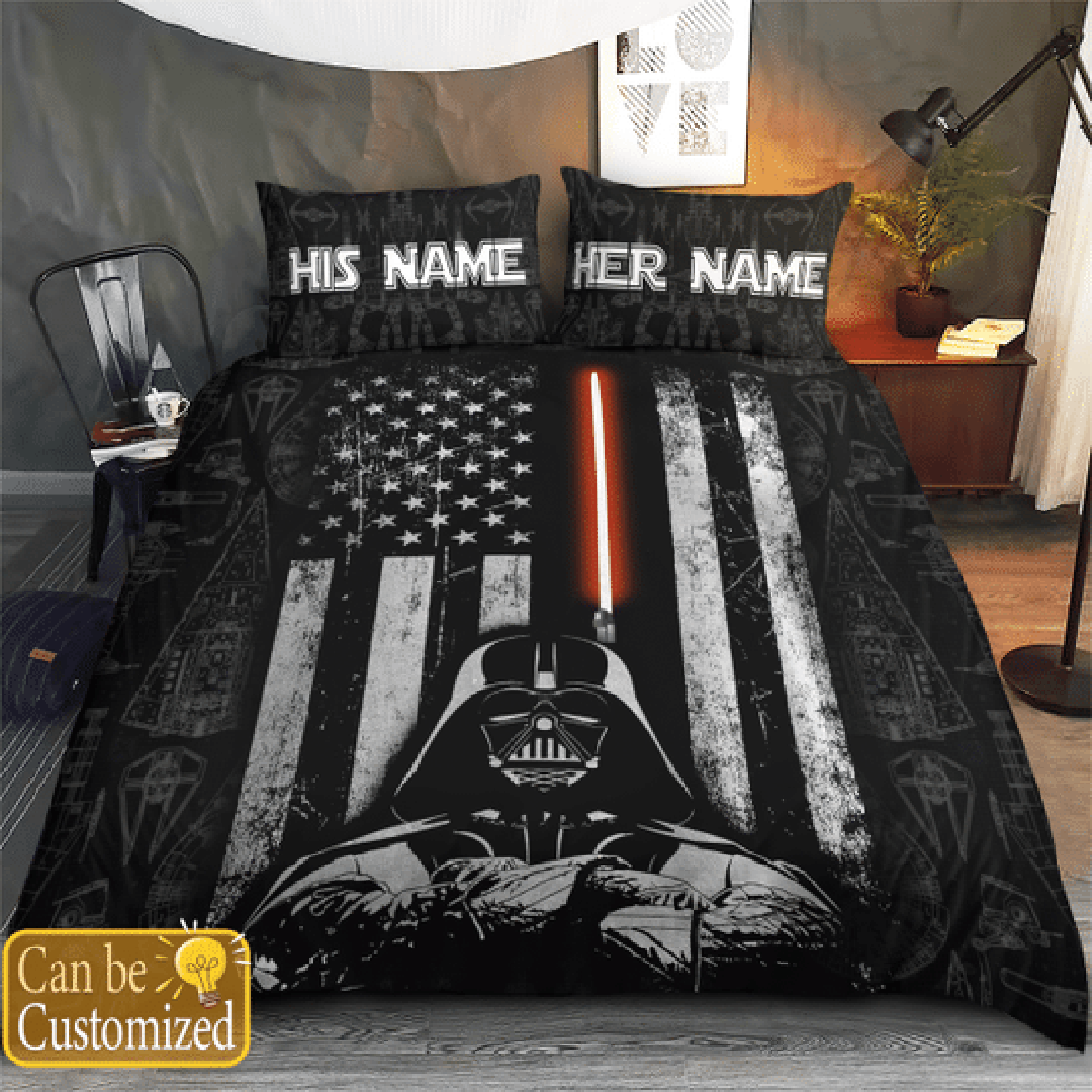 Customize Name Soldier 3D All Over Printed Bedding Set1