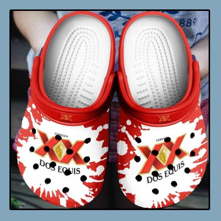 Dos Equis Cerveza Beer Crocs Clog Shoes4 3 1