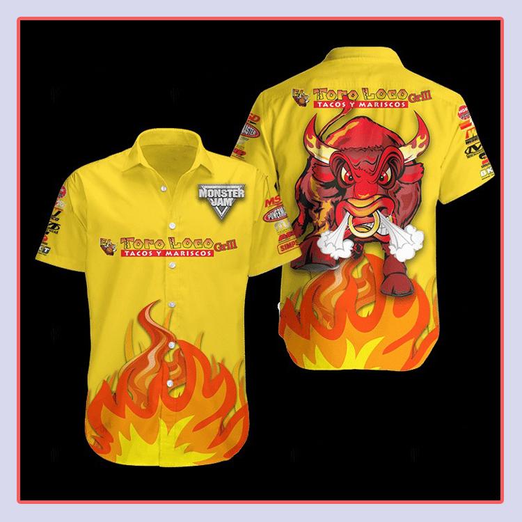 El Toro Loco Hawaiian Shirt1 1