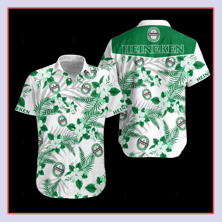 Heineken Hawaiian Shirt4 1